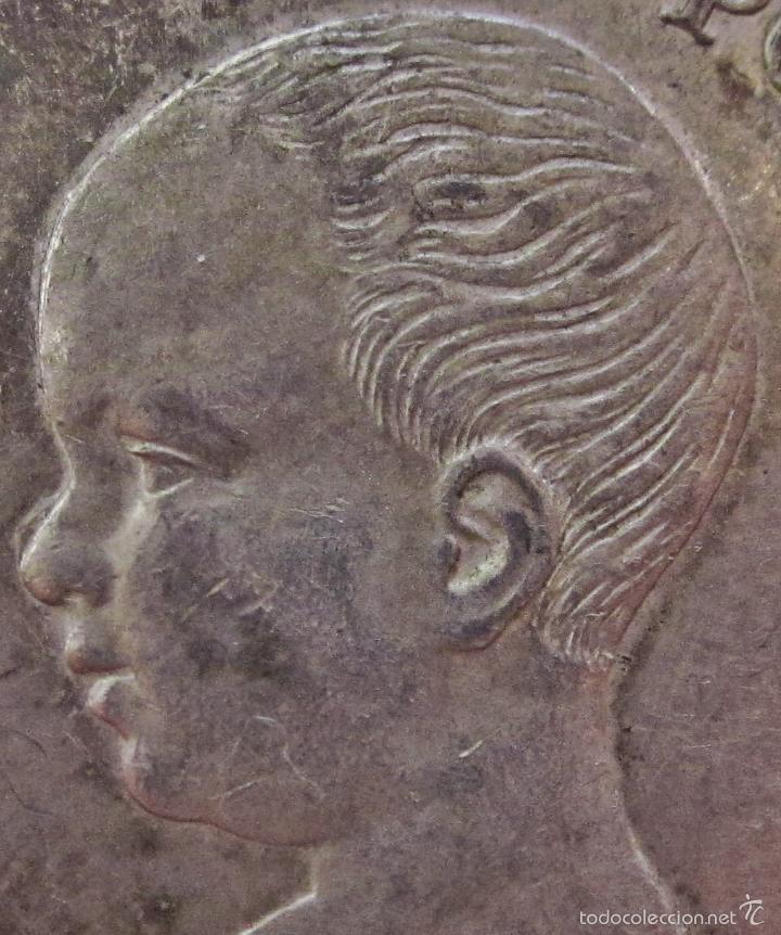 ESCASAS 2 PESETAS 1892 (*18*92). ALFONSO XIII. EBC (Numismática - España Modernas y Contemporáneas - De Isabel II (1.834) a Alfonso XIII (1.931))