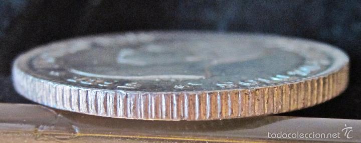 Monedas de España: ESCASAS 2 PESETAS 1892 (*18*92). ALFONSO XIII. EBC - Foto 9 - 57218709