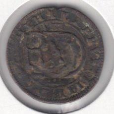 Monedas de España: 0129 MONEDA FELIPE III RESELLO AÑO 1625. Lote 57239003