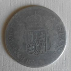 Monedas de España: 2 REALES DE PLATA CARLOS III AÑO 1778 ESPAÑA. Lote 57739362