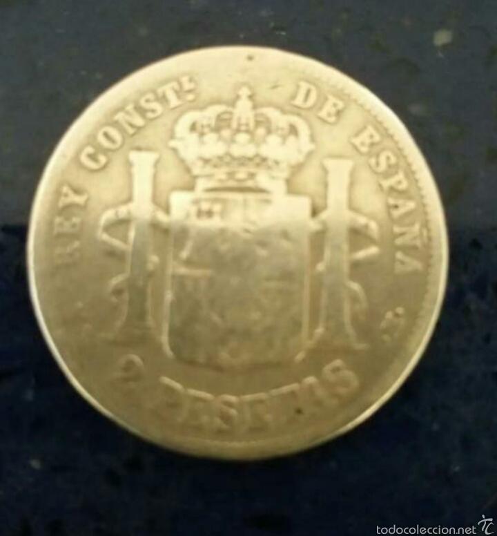 Monedas de España: Moneda de plata - Foto 2 - 57883473