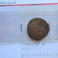 Monedas de España: FELIPE II - BRAVANTE - LIARD. Lote 58774476