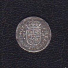 Monedas de España: CALICO 1735.- 1/2 REAL FELIPE V SEVILLA. Lote 59884243