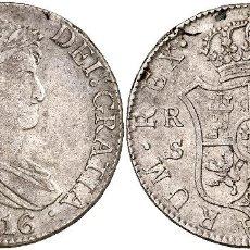 Monedas de España: 8 REALES FERNANDO VII 1816 SEVILLA CJ. Lote 60864015