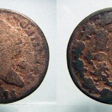 Monete da Spagna: CARLOS IV 4 MARAVEDIS 1796 SEGOVIA. Lote 60904423