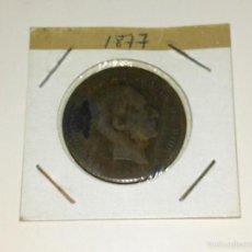 Monedas de España: MONEDA DE 10 CENTIMOS 1877. Lote 60934319