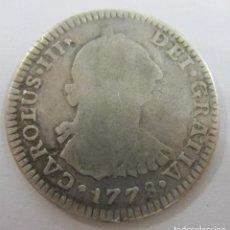 Monedas de España: MONEDA. 1 REAL. 1778. CARLOS III. MEJICO. VER. Lote 61789540