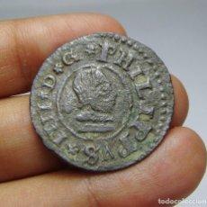 Monedas de España: 16 MARAVEDÍS. FELIPE IV. SEVILLA - 1664. Lote 61844124