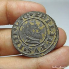 Monedas de España: 16 MARAVEDÍS. FELIPE IV. CUENCA - 1663.. Lote 61844288