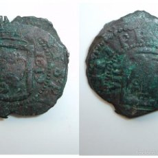 Monedas de España: FELIPE III. 8 MARAVEDÍS. CECA: **SEGOVIA**. AÑO 1619. LIS. Lote 61992204