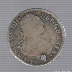Monedas de España: MONEDA. 2 REALES. CARLOS IIII. 1802. POTOSI. VER. Lote 62318476