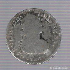 Monedas de España: MONEDA. 1 REALES. CARLOS IIII. 1801. MEJICO. VER. Lote 62320168