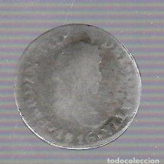 Monedas de España: MONEDA. 1/2 REAL. FERNANDO VII. 1816. MEJICO. VER. Lote 62321972