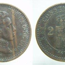 Monedas de España: ALFONSO XIII 2 CENTIMOS 1905*05. Lote 62442904