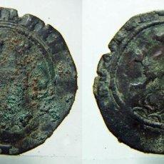Monedas de España: REYES CATOLICOS 2 MARAVEDIS TOLEDO. Lote 63399508