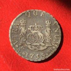 Monedas de España: 2R FERNANDO VI 1759. Lote 64379595