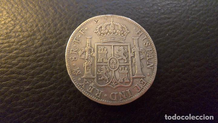 MONEDA 8 REALES DE PLATA CARLOS III AÑO 1778 (Numismática - España Modernas y Contemporáneas - De Reyes Católicos (1.474) a Fernando VII (1.833))