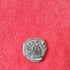 Monedas de España: MONEDA DE FELIPE IV 8 MARAVEDIS GRANADA G RECORTADA Y A MARTILLO.ESCASA. Lote 65922327