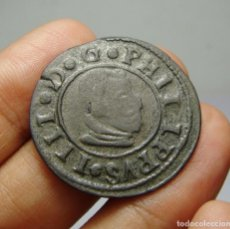 Monedas de España: 16 MARAVEDÍS. FELIPE IV. MEDRID - 1663. Lote 66255534
