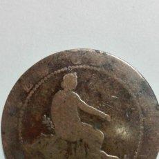 Monedas de España: 76-UNA PRECIOSA MONEDA DEL GOBIERNO PROVISIONAL 1870 10 CENTIMOS. Lote 67058562