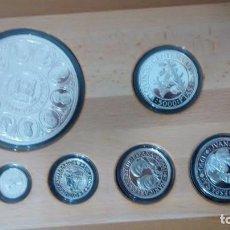 Monedas de España: QUINTO CENTENARIO DESC. AMERICA SERIE IIESTUCHE DE 7 MONEDAS. Lote 67861761