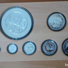 Monedas de España: QUINTO CENTENARIO DESC. AMERICA SERIE IVESTUCHE DE 7 MONEDAS. Lote 67899661