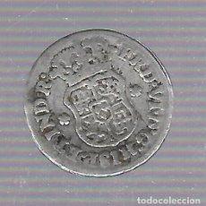 Monedas de España: MONEDA. 1/2 REAL. FERNANDO VI. 1750. MEJICO. Lote 68092525