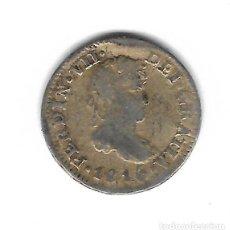 Monedas de España: MONEDA. 1/2 REAL. FERNANDO VII. 1816. MEJICO. Lote 68096125