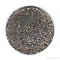 Monedas de España: MONEDA. 2 REALES. CARLOS III. 1770. POTOSI.. Lote 68443985