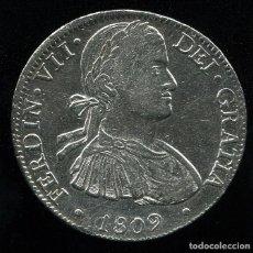 Monedas de España: 8 REALES DE FERNANDO VII - 1809 MEJICO - MUY BONITA. Lote 69278289