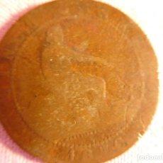 Monedas de España: MONEDA 2 CÉNTIMOS DE 1870. Lote 69763405
