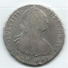 Monedas de España: ESPAÑA,CARLOS IV, AÑO 1808, 8 REALES DE PLATA . Lote 69904313