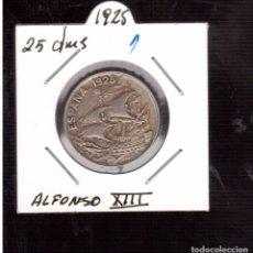 Monedas de España: ALFONSO XIII .25 CTMOS 1925. Lote 70475189