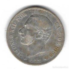 Monedas de España: MONEDA. 2 PESETAS. ALFONSO XII. 1882. M.S.M. Lote 70525513