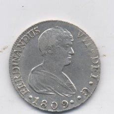 Monedas de España: FERNANDO VII- 8 REALES-1809-SEVILLA. Lote 72421475