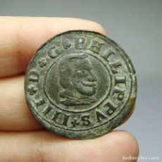 Monedas de España: 16 MARAVEDIS. FELIPE IV. SEGOVIA - 1664. Lote 72760991