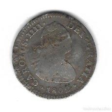 Monedas de España: MONEDA. 1 REAL. CARLOS IIII. 1802. MEJICO. Lote 73620767