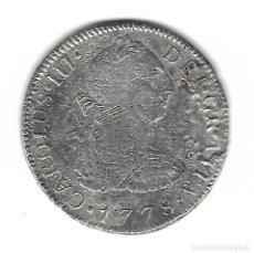 Monedas de España: MONEDA. 2 REALES. CARLOS III. 1778. MEJICO. Lote 73623299