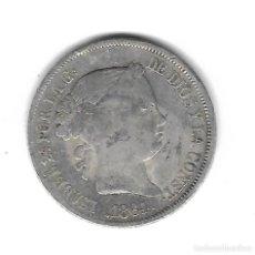 Monedas de España: MONEDA. ISABEL II. 40 CENTIMOS DE ESCUDO. 1864. MADRID. Lote 73769347