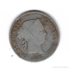 Monedas de España: MONEDA. ISABEL II. 4 REALES. 1859. MADRID. Lote 156567038