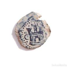 Monedas de España: FELIPE II CECA DE CUENCA C Iº GRANADA ENCIMA DEL LEÓN - II MARAVEDÍS. Lote 142239380