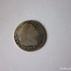 Monedas de España: DOS REALES DE CARLOS III. MADRID, 1774. PLATA.. Lote 74318107