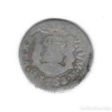 Monedas de España: MONEDA. FERNANDO VII. 1/2 REAL. 1753. MEJICO. Lote 74766155