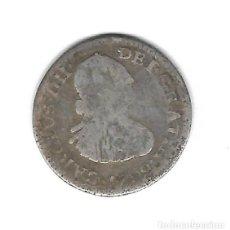 Monedas de España: MONEDA. CARLOS IIII. 1/2 REAL. 1792. MEJICO. Lote 74787971