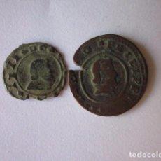 Monedas de España: 8 Y 16 MARAVEDÍS. FELIPE IV. GRANADA 1663 Y CÓRDOBA 1664.. Lote 75102919