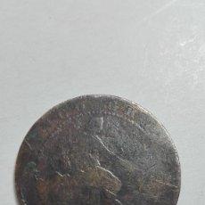 Monedas de España: 246.MONEDA DEL GOBIERNO PROVISIONAL AÑO 1870 5 CÉNTIMOS. Lote 75982883