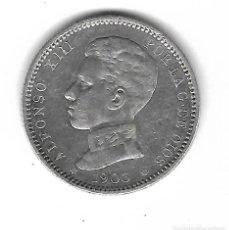 Monedas de España: MONEDA. ALFONSO XIII. 1 PESETA. 1903.. Lote 76054359