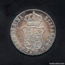 Monedas de España: ISABEL II MEDALLA DE PROCLAMACIÓN - ( 1 REAL ) - 1833 MADRID - PLATA. Lote 76570903