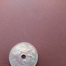 Monedas de España: MONEDA 25 CENTIMOS. AÑO 1927. Lote 79486389