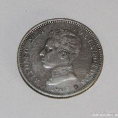 Monedas de España: 2 PESETAS. ALFONSO XIII. PLATA. MADRID. 1905. Lote 81975912